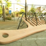 comb bike rack