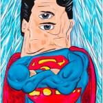 picasso superman