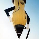 mr peanut balloon