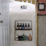 ice fridge